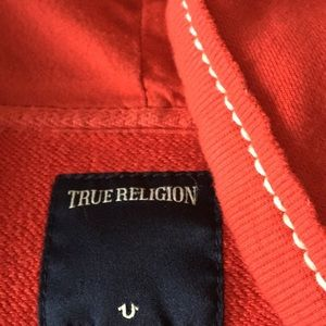 True Religion Sweaters - True Religion zip up jacket